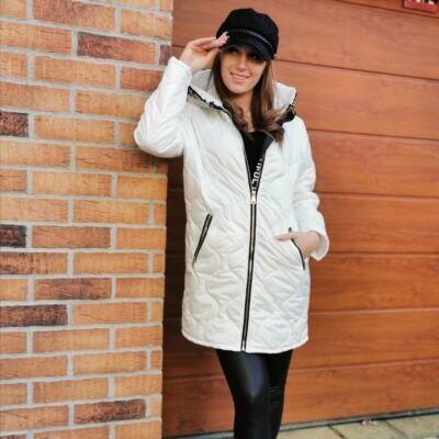 Gina kapucnis dzseki